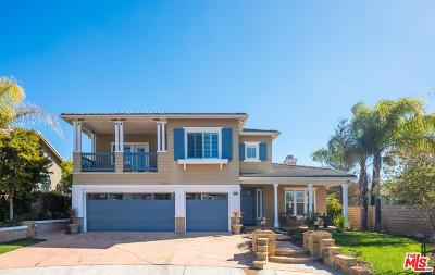 Simi Valley CA Single Family Home For Sale: $910,000