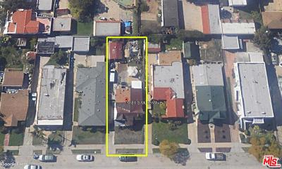 Los Angeles County Single Family Home For Sale: 1181 South Mullen Avenue