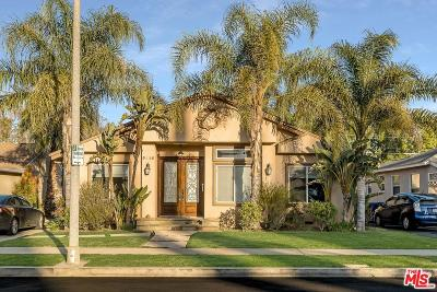 Encino Single Family Home For Sale: 5336 Forbes Avenue