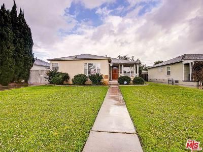 Single Family Home For Sale: 8329 Winsford Avenue