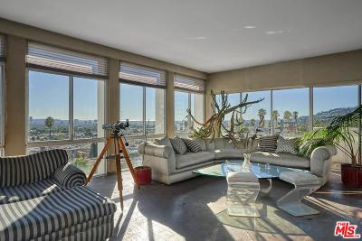 West Hollywood Condo/Townhouse For Sale: 7135 Hollywood #901