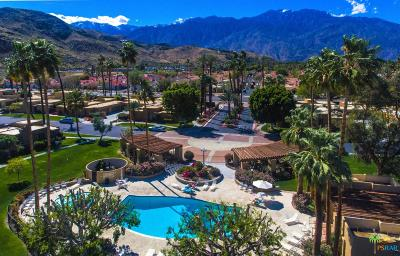 Palm Springs Condo/Townhouse For Sale: 2351 South Birdie Way #C