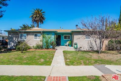 Winnetka Single Family Home Active Under Contract: 20237 Bassett Street