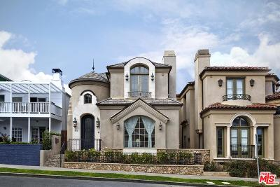 Manhattan Beach Single Family Home For Sale: 441 1st Street