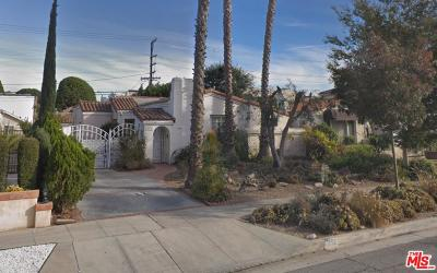 Beverly Hills Single Family Home For Sale: 252 South Clark Drive
