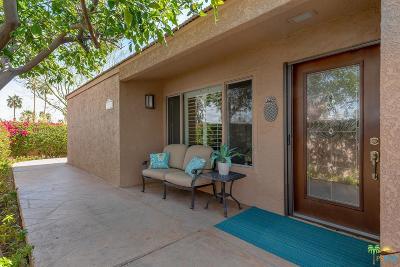 Palm Desert Condo/Townhouse Active Under Contract: 48911 Noline Place