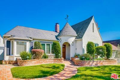 Los Angeles County Single Family Home For Sale: 2048 Linnington Avenue