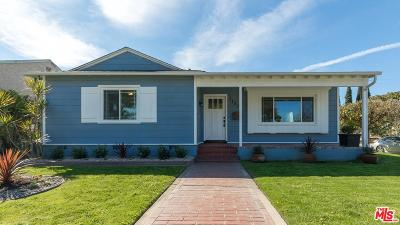 Long Beach Single Family Home Active Under Contract: 7102 East Wardlow Road