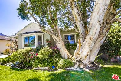 Single Family Home For Sale: 7313 Alverstone Avenue