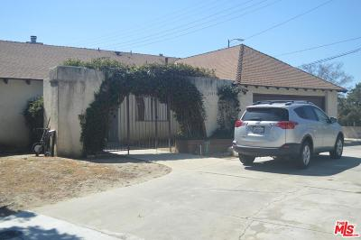 Chatsworth Single Family Home For Sale: 20054 Septo Street