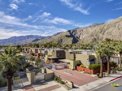 Palm Springs Condo/Townhouse For Sale: 743 East Arenas Road
