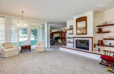 Palm Springs CA Single Family Home For Sale: $475,000