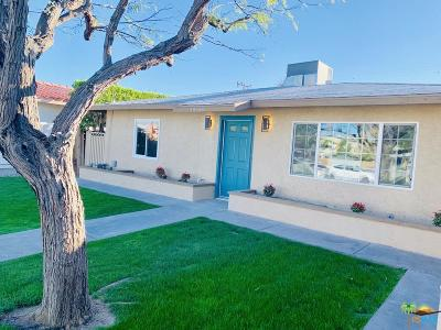 Cathedral City Single Family Home For Sale: 32684 Pueblo Trails