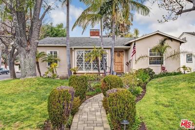 Valley Village Single Family Home For Sale: 12327 Miranda Street
