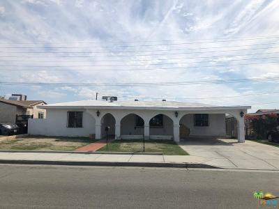 Coachella Single Family Home For Sale: 52212 Shady Lane