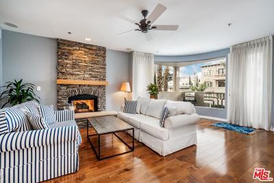 Los Angeles Condo/Townhouse For Sale: 11743 Kiowa Avenue #201