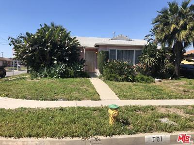 Compton Single Family Home For Sale: 701 North Nestor Avenue