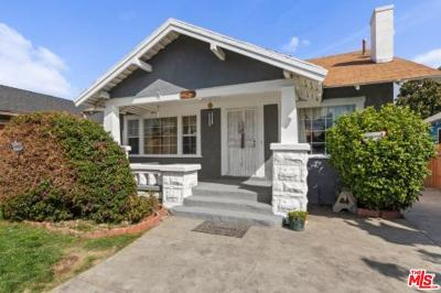 Los Angeles CA Single Family Home For Sale: $479,000