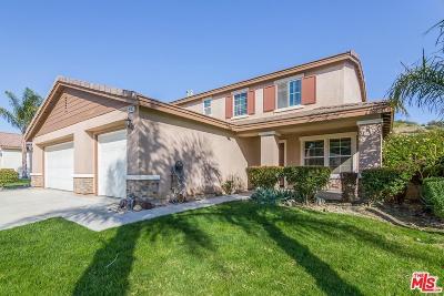 Riverside County Single Family Home For Sale: 29192 Eldorado Way