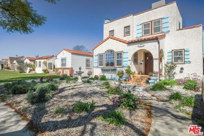 Los Angeles CA Single Family Home For Sale: $643,900
