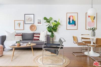 Los Angeles Condo/Townhouse For Sale: 4589 Via Marisol #255