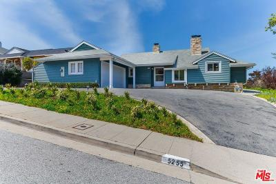 Single Family Home For Sale: 5255 Veronica Street