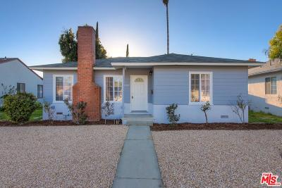 Van Nuys Single Family Home Active Under Contract: 6507 Hayvenhurst Avenue