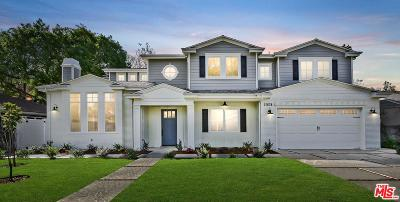 Studio City Single Family Home Active Under Contract: 12634 Kling Street