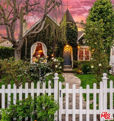 Los Angeles County Single Family Home For Sale: 2227 Malcolm Avenue