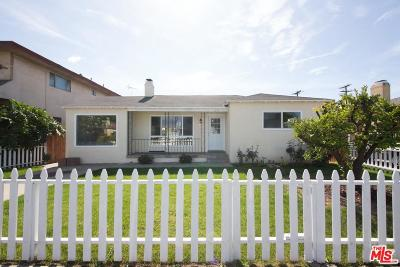 Compton Single Family Home For Sale: 1206 West 127th Place