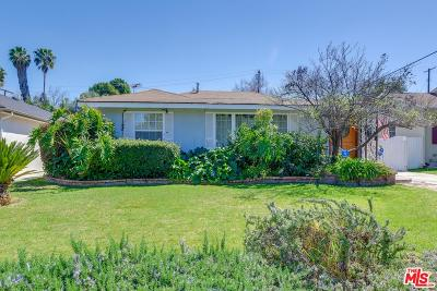 Encino Single Family Home For Sale: 16734 Otsego Street