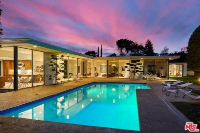Encino Single Family Home Sold: 17061 Strawberry Drive