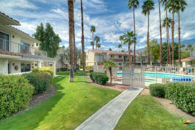 Palm Springs Condo/Townhouse For Sale: 500 South Farrell Drive #N85