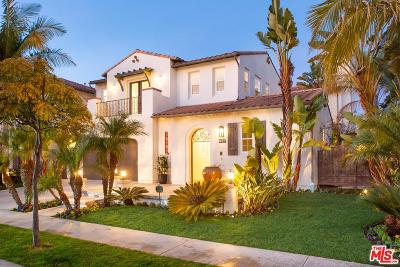 Los Angeles Single Family Home For Sale: 7525 Coastal View Drive