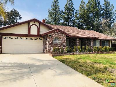 Riverside County Single Family Home For Sale: 24460 Barley Road