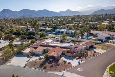 Palm Desert Single Family Home For Sale: 72965 Shadow Mountain Drive