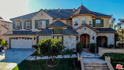 Calabasas CA Single Family Home For Sale: $2,650,000