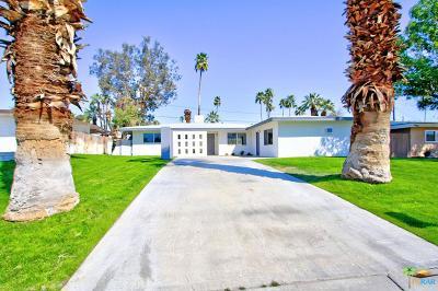 Palm Desert Single Family Home For Sale: 74700 Gary Avenue