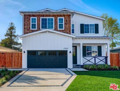 Single Family Home Active Under Contract: 8045 Dunbarton Avenue