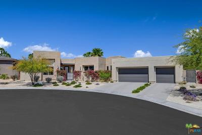 Palm Springs Single Family Home Active Under Contract: 1574 Ava Court