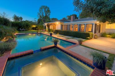 Encino Single Family Home For Sale: 16454 Garvin Drive