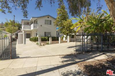 Los Angeles Single Family Home For Sale: 1855 North Avenue 52