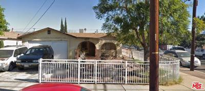 Sun Valley Single Family Home Active Under Contract: 8550 Robert Avenue