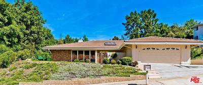 Calabasas Single Family Home Active Under Contract: 22525 Dardenne Street