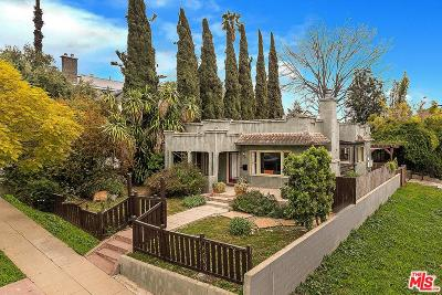 Los Angeles Single Family Home For Sale: 700 Micheltorena Street