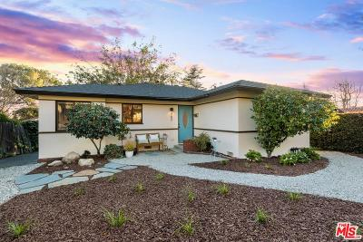 Altadena Single Family Home For Sale: 462 Wapello Street