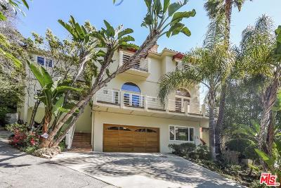 Los Angeles CA Single Family Home For Sale: $1,999,000