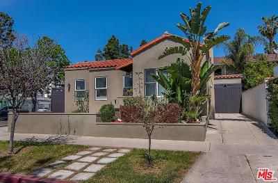 Single Family Home For Sale: 602 North Genesee Avenue