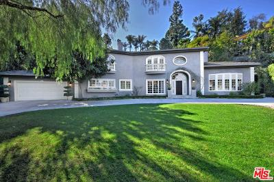 Sherman Oaks Single Family Home For Sale: 14160 Valley Vista