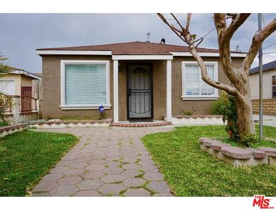 Los Angeles County Single Family Home For Sale: 12121 Hayford Street